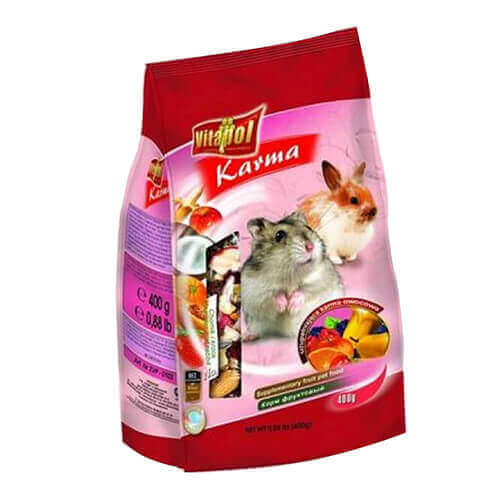 Vitapol Fruit Food For Hamsters,400 gms