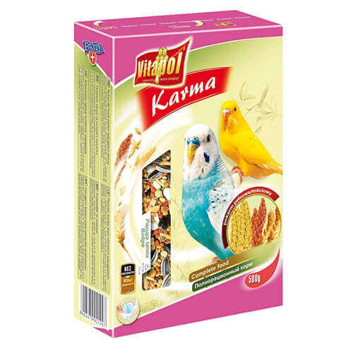 Vitapol Karma Food For Budgie 500g